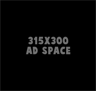 315x300 Ad Space